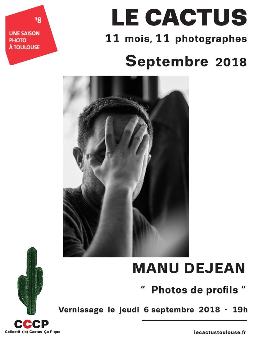 cactus affiche Manu dejean